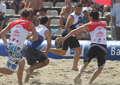 Anglet Beach Rugby Festival