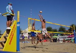 Open Beach volley