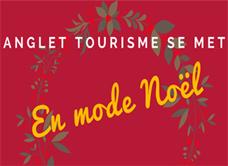Anglet Tourisme se met... En mode Noël