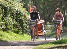 Les 7 raisons de ne pas descendre de ton vélo quand tu passes tes vacances à Anglet