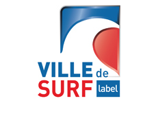 Label Ville de Surf