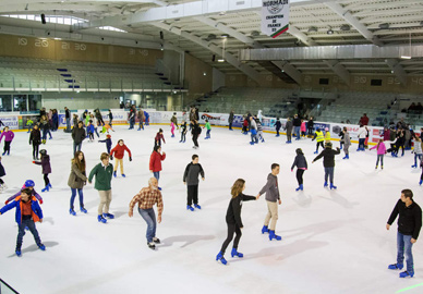 Patinoire à Anglet